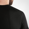 Keb Wool T-Shirt Print, kolor: 550 - Black