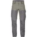 Keb Gaiter Trousers Regular Fjalraven color 021-020 Fog Dark Grey.jpg