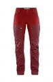 Keb Trousers Curved W Regular, kolor: 326-335 - Ox Red-Lava