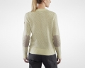 Ovik Nordic Sweater W, kolor: 113-Chalk White