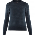 Ovik Nordic Sweater W, kolor: 555 - Dark Navy