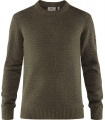 Ovik Nordic Sweater, kolor: 662 - Deep Forest