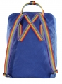 Kanken Rainbow, kolor: 527-907 Deep Blue-Rainbow Pattern