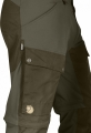 spodnie Keb Gaiter Trousers Regular, kolor: 246/633 Tarmac/Dark Olive, nr: 3.