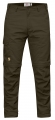 Karl Pro Zip-Off Trousers, kolor: 633 - Dark Olive