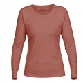 Ovik Long Sleeve Top W kolor: 306 - Terracotta Pink