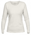 Ovik Long Sleeve Top W, kolor: 111 - Eggshell.