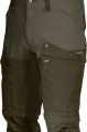 spodnie Keb Gaiter Trousers Regular, kolor: 246/633 Tarmac/Dark Olive, nr: 5.
