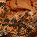 Fjallraven Lappland Hybrid Jacket Camo, kolor: 211 - Orange Camo, fot nr 4.