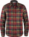 Fjallglim Shirt, kolor: 325 - Deep Red