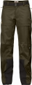 Keb Eco-Shell Trousers W, kolor: 633 - Dark Olive