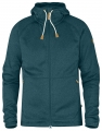 Ovik Fleece Hoodie Fjallraven, kolor: 646 - Glacier Green