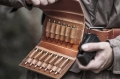 Fjallraven Bullet Case, kolor: 249 -  Leather Cognac