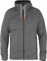 Ovik Fleece Hoodie Fjallraven, kolor: 030 - Dark Grey