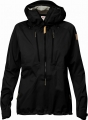Fjallraven Keb Eco-Shell Anorak W, kolor: 550 - Black.