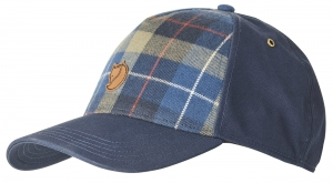 OVIK PLAID CAP