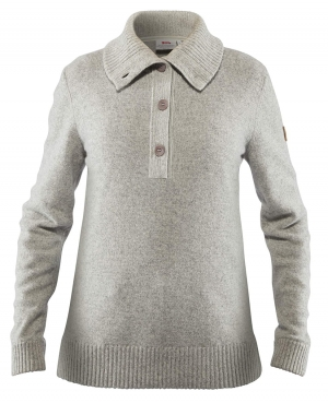 GREENLAND RE-WOOL SWEATER W