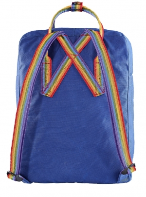KANKEN RAINBOW - 527-907 DEEP BLUE/RAINBOW PATTERN