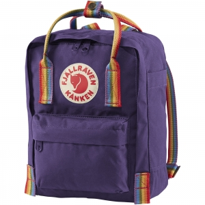 KANKEN RAINBOW MINI - 580-907 - Purple/Rainbow Pattern