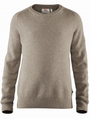GREENLAND RE-WOOL CREW-NECK