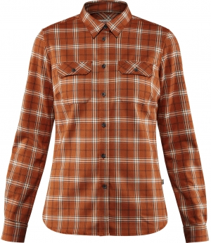 Fjallglim Stretch Shirt LS W