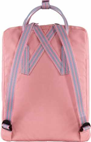 Kanken - 312/909 Pink-Long Stripes