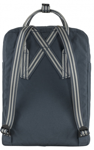 Kanken - 560/909 - Navy-Long Stripes