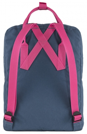 Kanken Fjallraven - 540-450 - Royal Blue/Flamingo Pink