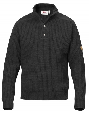 VARMLAND T-NECK SWEATER