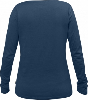 OVIK POCKET T-SHIRT LS W
