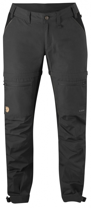 Abisko Lite Trekking Zip-off Trousers W Short