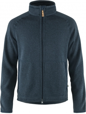 Ovik Fleece Zip Sweater