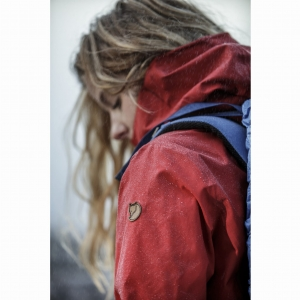 ABISKO ECO-SHELL JACKET W