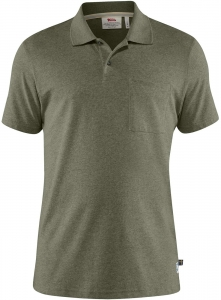 GREENLAND RE-COTTON POLO SHIRT