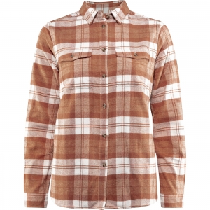 OVIK HEAVY FLANNEL SHIRT LS W.