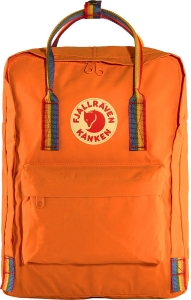 KANKEN RAINBOW - 212-907 BURNT ORANGE/RAINBOW PATTERN
