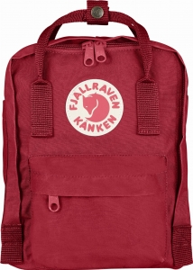 Plecak Kanken Mini Fjallraven - 325 Deep Red