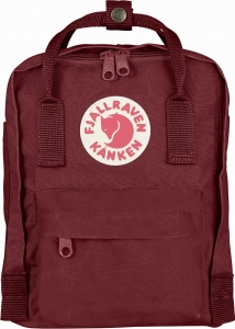 Plecak Kanken Mini Fjallraven - 326- Ox Red