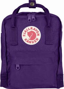 Plecak Kanken Mini Fjallraven - 580 Purple