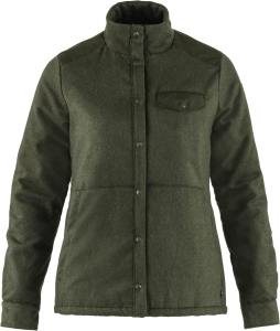 Canada Wool Padded Jacket W