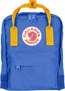 Plecak Kanken Mini Fjallraven - 525-141 UN Blue/Warm Yellow