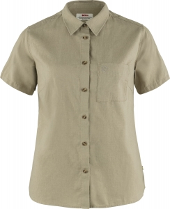 Ovik Travel Shirt SS W