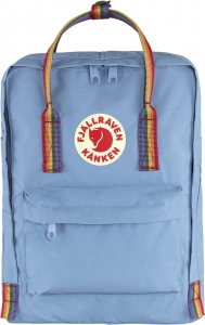 Kanken Rainbow - 508-907 Air Blue / Rainbow Pattern