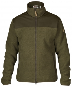 Forest Fleece Jacket