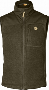 BUCK FLEECE VEST