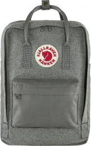 "Kanken Re-Wool Laptop 15"" 027 Granite Grey"
