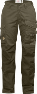 BARENTS PRO TROUSERS CURVED W