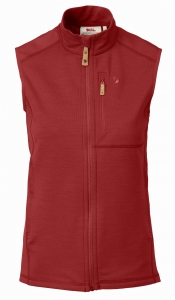 KEB FLEECE VEST W