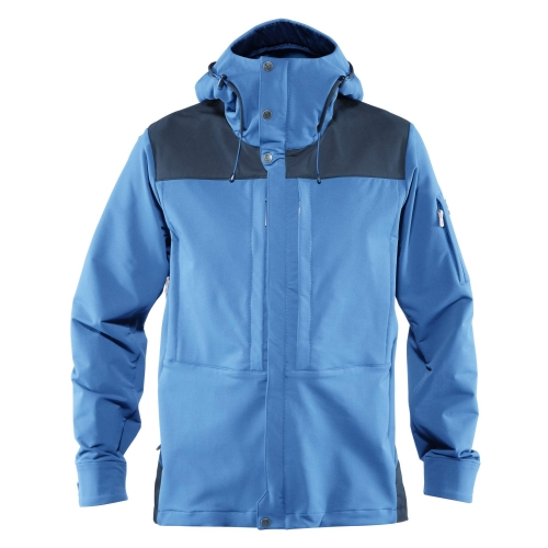 Keb Touring Jacket, kolor: 525-520 - UN Blue-Uncle Blue