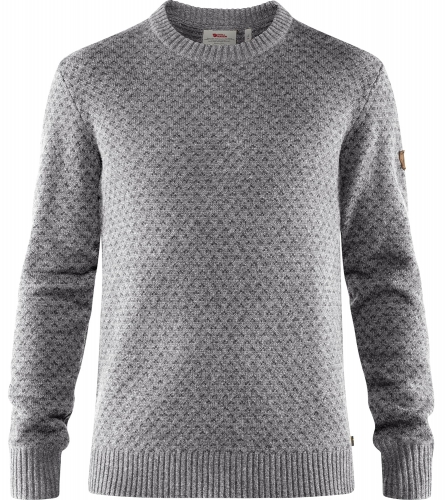 Ovik Nordic Sweater, kolor: 020 - Grey